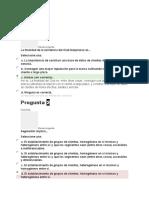 Examen Clase 2 Marketing Estrategico
