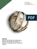 Estr-jrr-007-Po01 Manual de Políticas de Sagrlaft v 2.1(d)