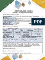 Guía Para El Uso de Recursos Educativos - Crucigrama.