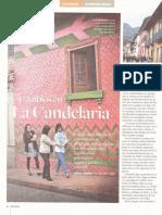 Cambios en La Candelaria
