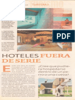Hoteles Fuera de Serie