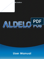 Aldelo Pos User Manual (English)