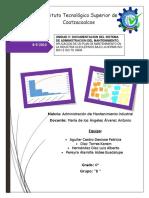 Documentacion Del Sistema de Administracion Del Mantenimiento.