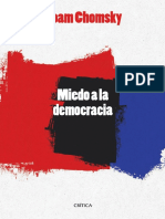 Chomsky - Miedo a La Democracia