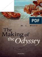 The making the Odyssey