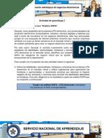 Actividad de Aprendizaje 2 lpq electronics