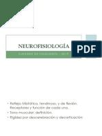 NEUROFISIOLOGÍA - CATEDRA DE FISIOLOGÍA - 2019
