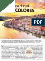 Oporto, Una Ciudad de Colores