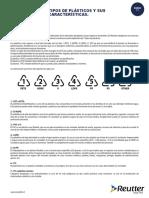 Ficha Tipos de Plasticos