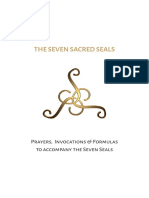 Seven Sacred Seals
