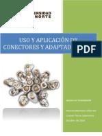 Conectores y Adapt Adore RF