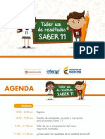 Presentacion Uso de Resultados Saber 11 Valle Del Cauca 2016