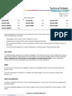Bizhub C552 Service Bulletin
