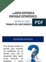 2 enfoque estrategico Terapia sistemica