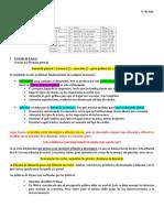 [Macroeconomía] Clase 1