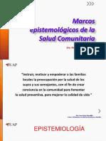 Clase 1 - Epistemiologia de la Salud Comunitaria PPT.pptx