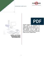 Manual Grabadora Laser Galvo