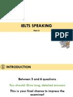 Speaking Part 3