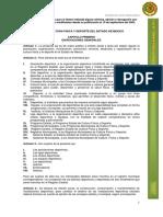 Ley de Cultura Fisica y Deporte Del Estado de Mexico