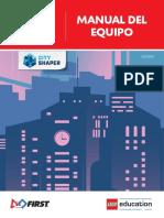 FLL2019 CityShaper Manual Del Equipo Chile
