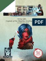 Alessia Promo PDF - Seirye Qin Captain of the Skyship Amethyst Myst