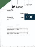 Atmosphere Explorer-E Press Kit