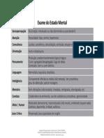 Exame Estado Mental34