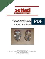 Manuale Di Uso e Manutenzione (Inerti)