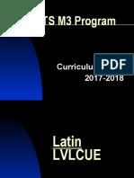 M3 Curriculum Night Slides 2017-18