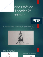 Ejercicios Estática de Hibbeler 7° edición (1)