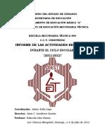 Informe AR2012
