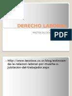 Derecho laboral  costarricense
