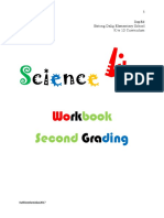 Science Workbook 2nd