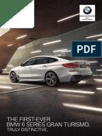 BMW 6GT Specsheet Petrol