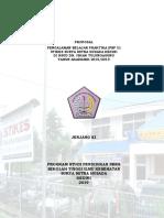 Proposal Pk II Rsud Dr. Iskak Tulungagung 2019