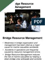 08 - Navigation Safety 2 - Bridge Resource Management