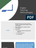 English Methodologies