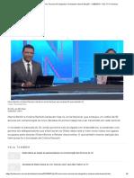 JN, 50 Anos_ Novos Âncoras São Elogiados e Bronzeado Chama Atenção - 31-08-2019 - UOL TV e Famosos