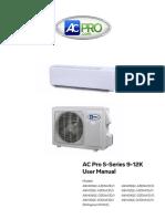 ACPro_SSeries9-12k-user manual-6-27-18
