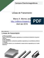 10 Lineas de Transmision