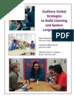 estrategias auditivas