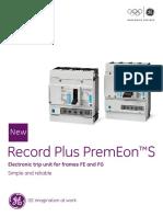 Premeon Brochure English