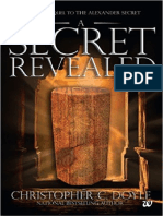A Secret Revealed-Christopher C Doyle