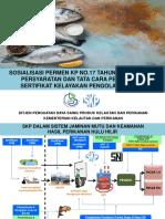 Sosialisasi Permen KP SKP No.17 Tahun 2019