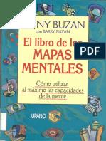 Tony Buzan - El Libro de Los Mapas Mentales (1993)