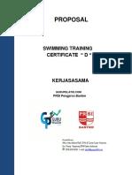 Proposal Swimming Coaching Clinic Sertifikat d (2)