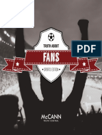 McCann Truth Central Final Truth About Fans Executive Summary Internal