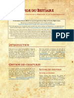 WH3 - Guide Du Bestiaire