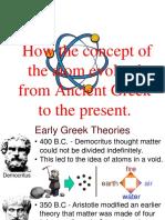 1. Atom History Past to Present (1)
