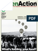 2009 Green Action Magazine, Friends of the Earth Cymru